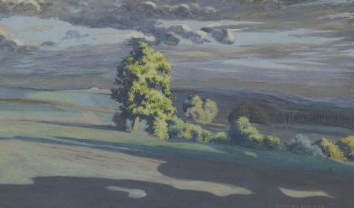 Landschaft, 1920