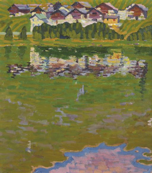 Capolago, sole, um 1906/07