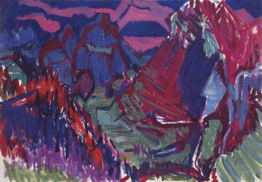 Das grüne Tal, 1925/26