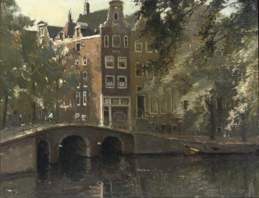 Anthonie Pieter Schotel (DUTCH