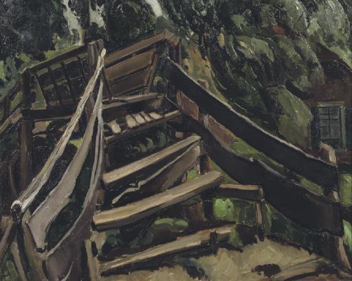 A bridge in Giethoorn