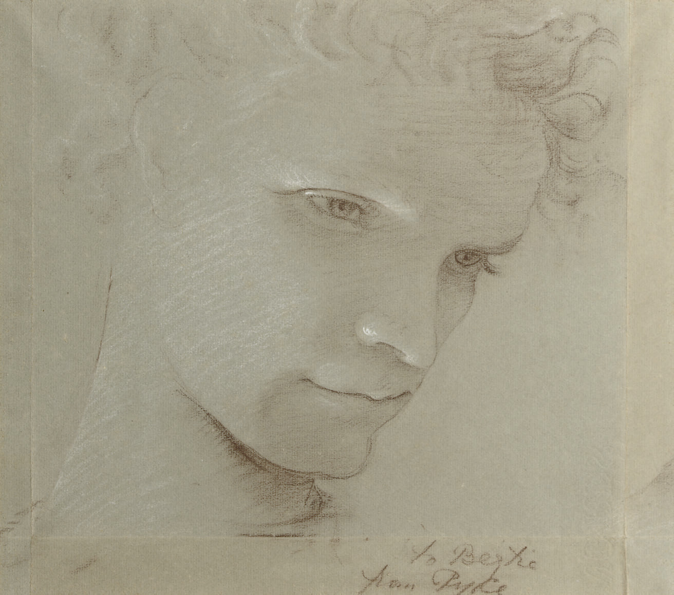 Portrait of Ronnie