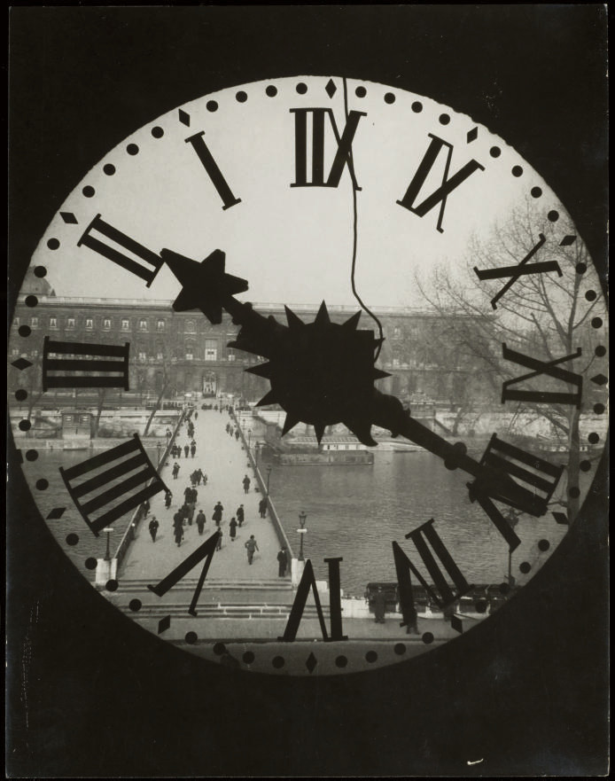 Clock of the Académie Française, 1929