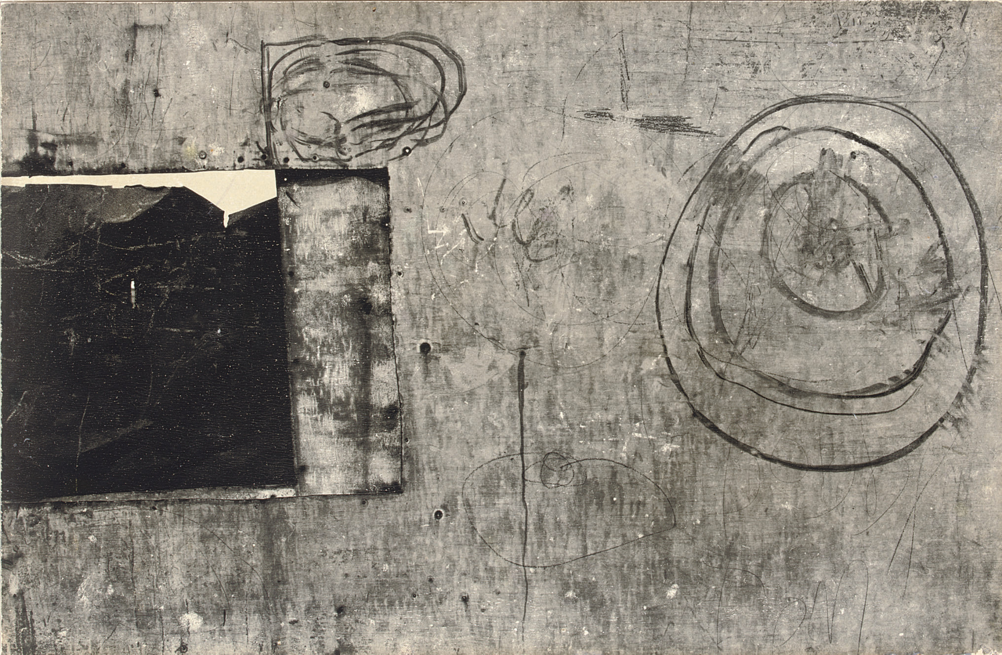 Abstraction, 1950