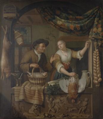 Frans van Mieris II (Leiden 16