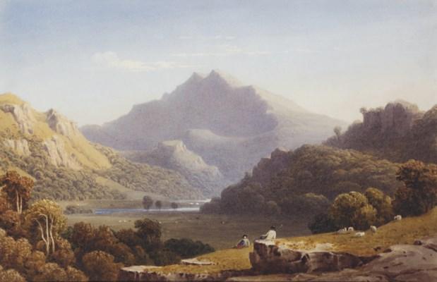 George Fennel Robson, P.O.W.S.