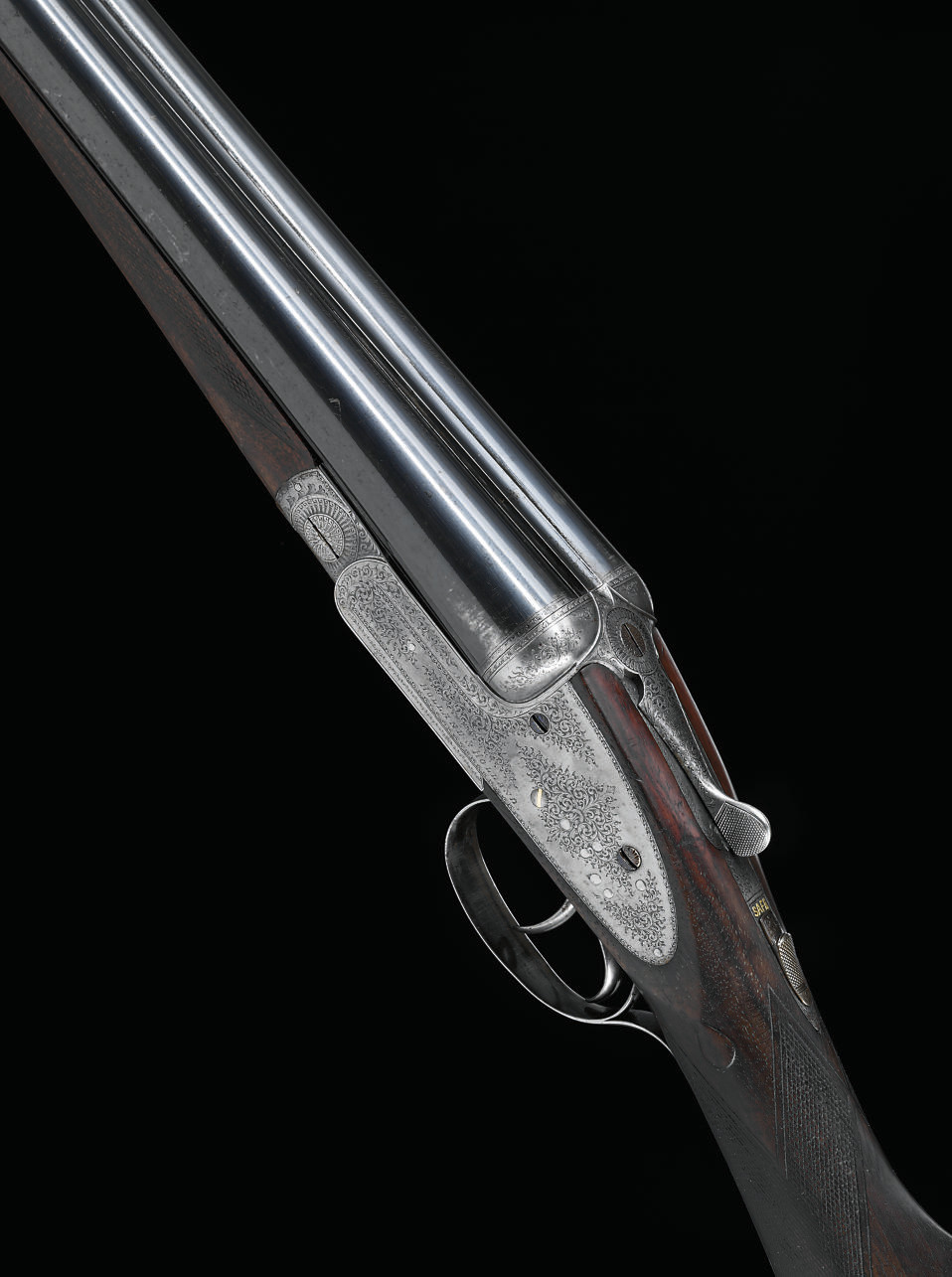 A 12-BORE 'ROYAL MODEL' SIDELOCK EJECTOR GUN BY HOLLAND & HOLLAND, NO. 20815