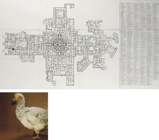(i) Map of the World Part I: The University (ii) Dodo