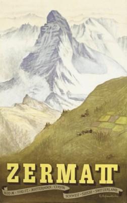 AUFDENBLATTEN, EMIL (1910-1959