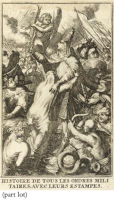 HELYOT, Pierre (1660-1716). Hi