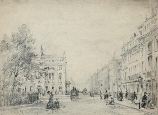 Fitzroy Square, London