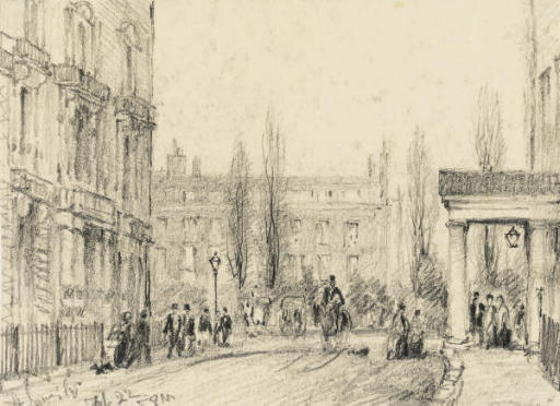 St. James's Square, London