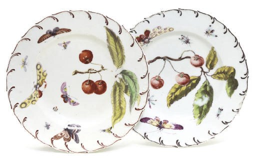 TWO DERBY PLATES