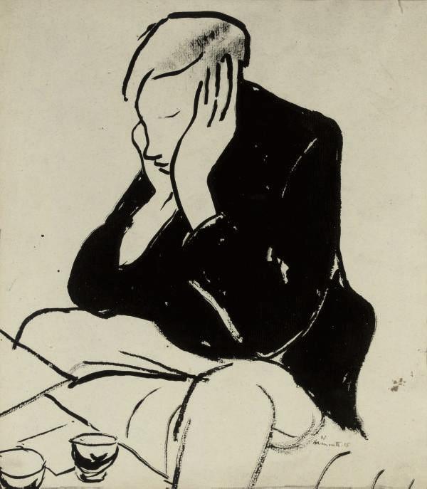 Portrait of Walter Taylor