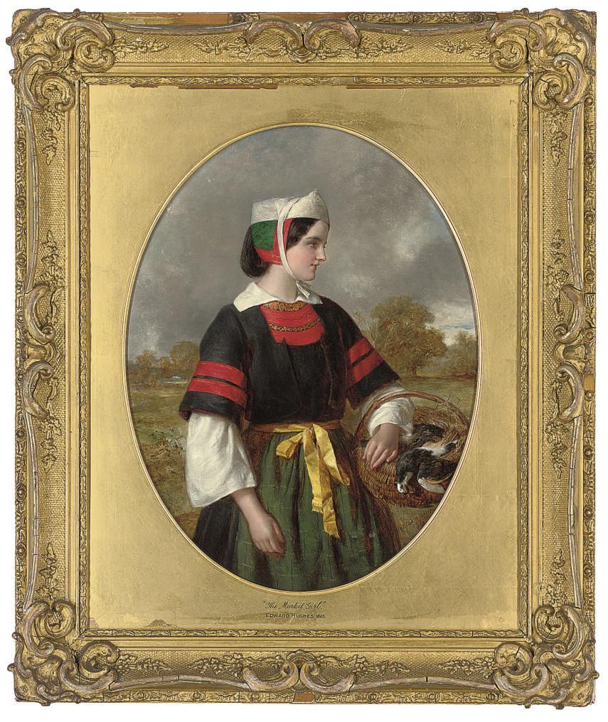 The market girl