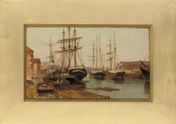The floating harbour, Bristol