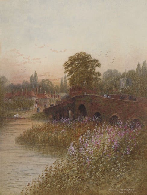 Sonning on Thames