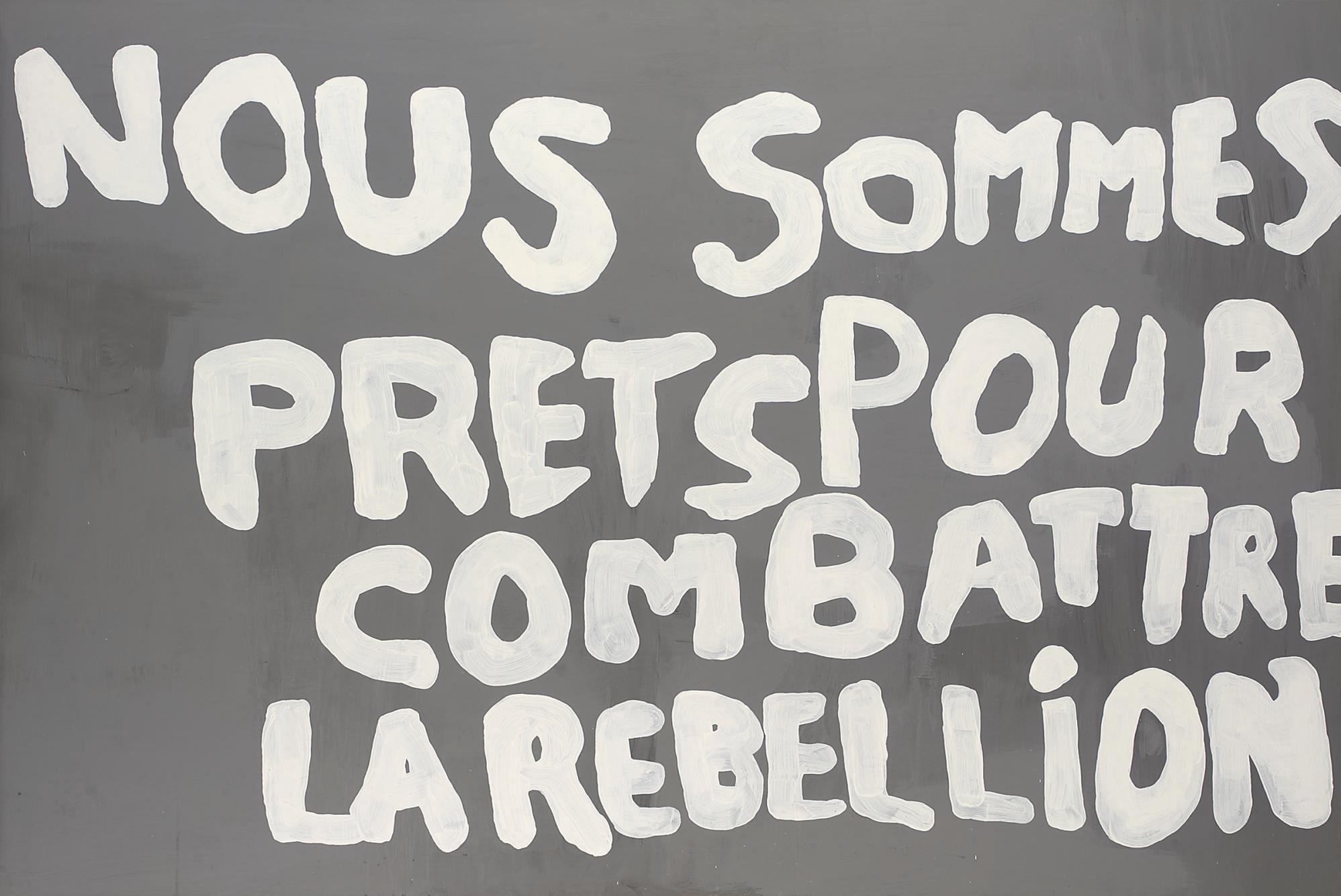 Untitled (Combattre la Rébellion)