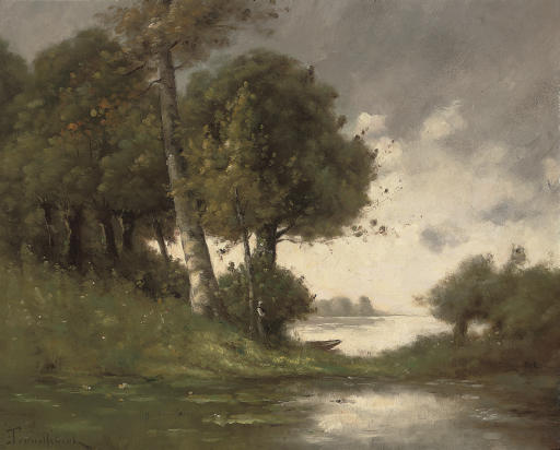 Vue d'un cours d'eau