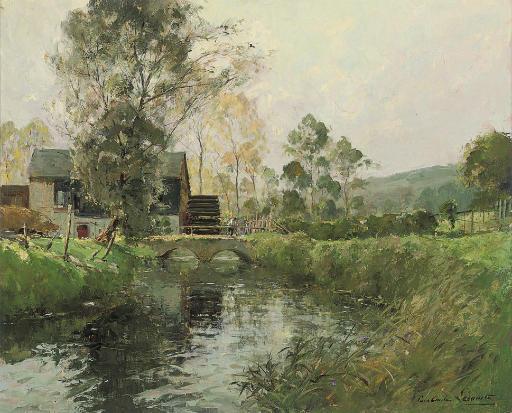 Le moulin de Grainville