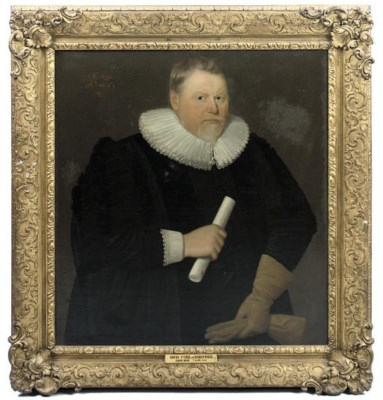 ENGLISH SCHOOL, CIRCA 1636