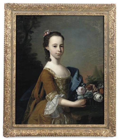 HENRY PICKERING (BRITISH, FL. 1740-C.1771)