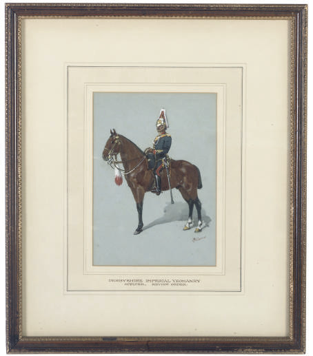 RICHARD SIMKIN (BRITISH, 1840-1926)