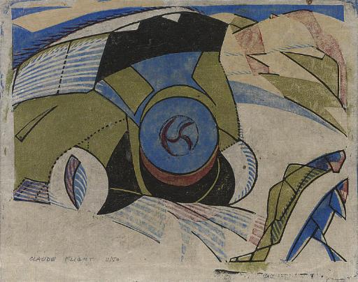Claude Flight (1881-1955)