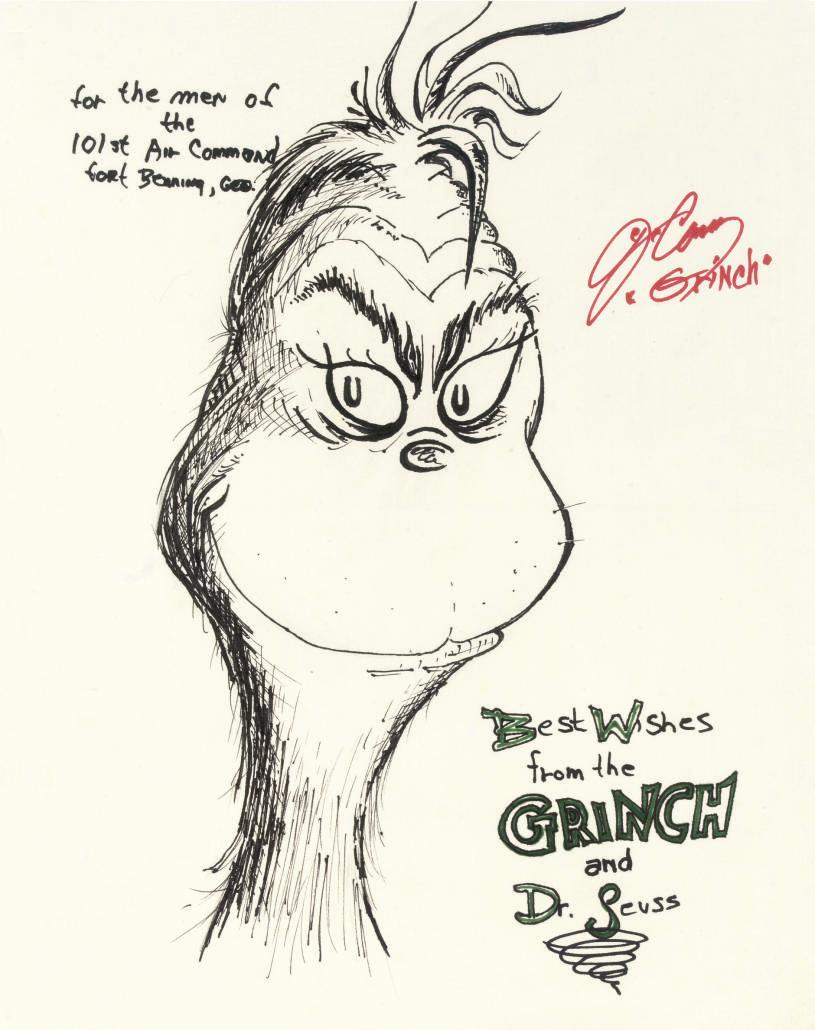 Dr. Seuss  The Grinch