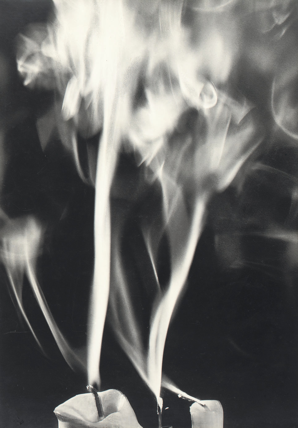 Candle studies, before 1933