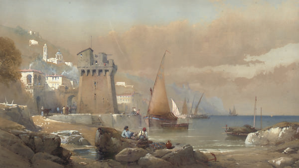 THOMAS CHARLES LEESON ROWBOTHAM, N.W.S. (BRITISH, 1823-1875)