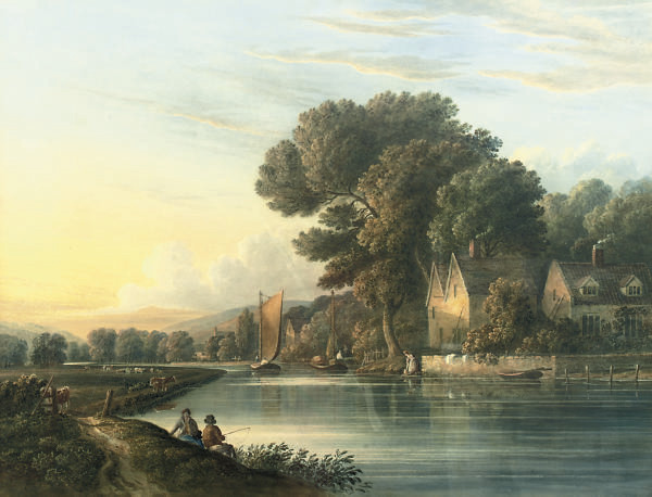 ATTRIBUTED TO JOHN JOSEPH COTMAN (BRITISH, 1814-1878)