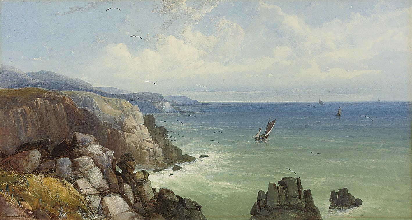 A calm day on the South coast
