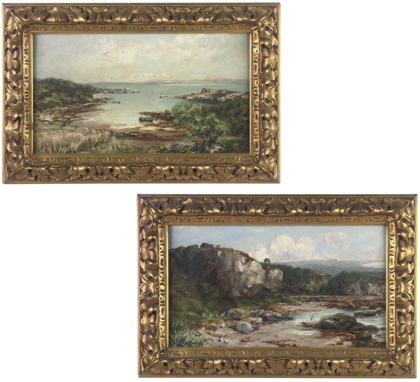 JOSEPH LANGSDALE PICKERING, R.B.A., R.O.I. (BRITISH, 1845-1917)