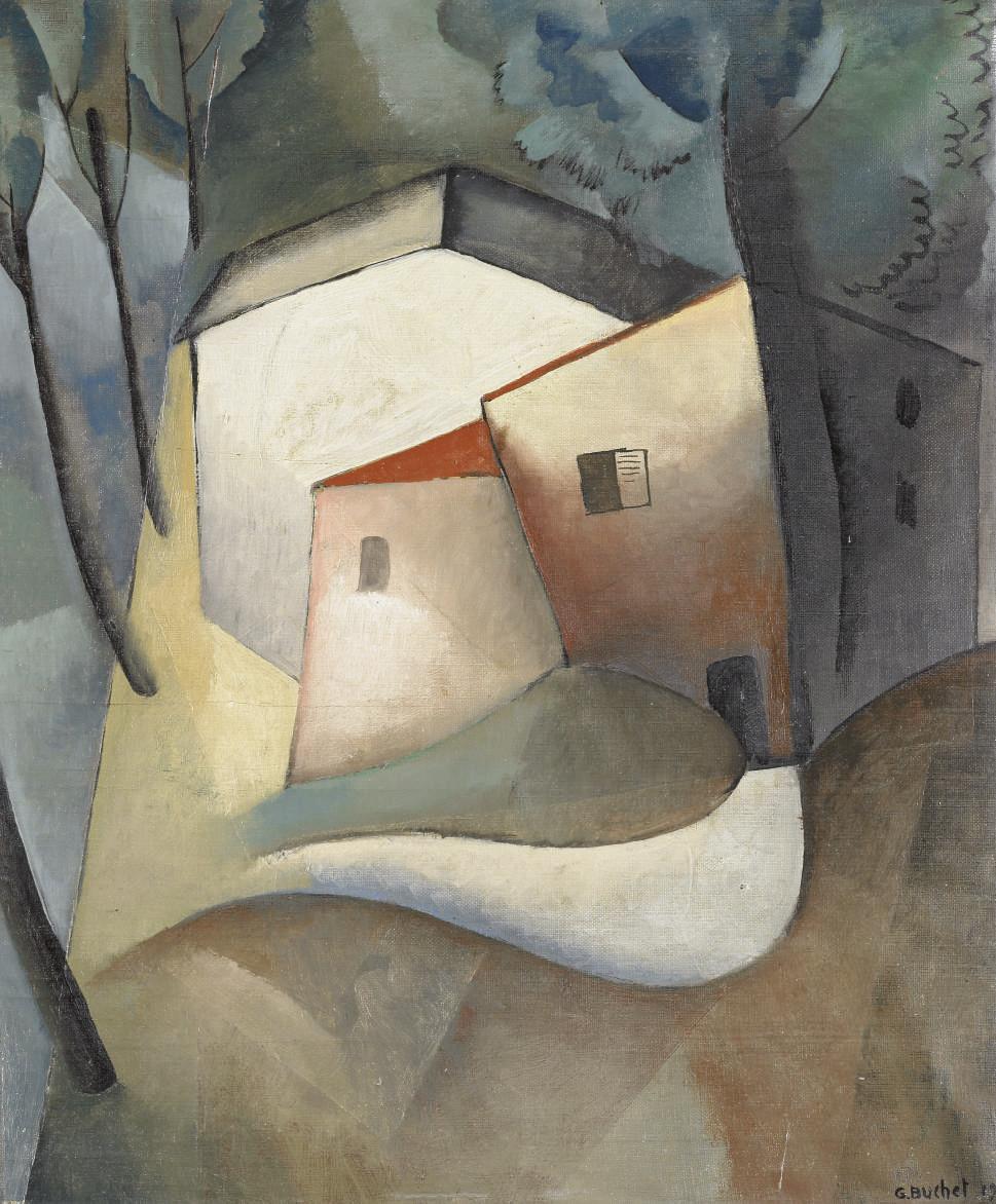 Maison, 1937