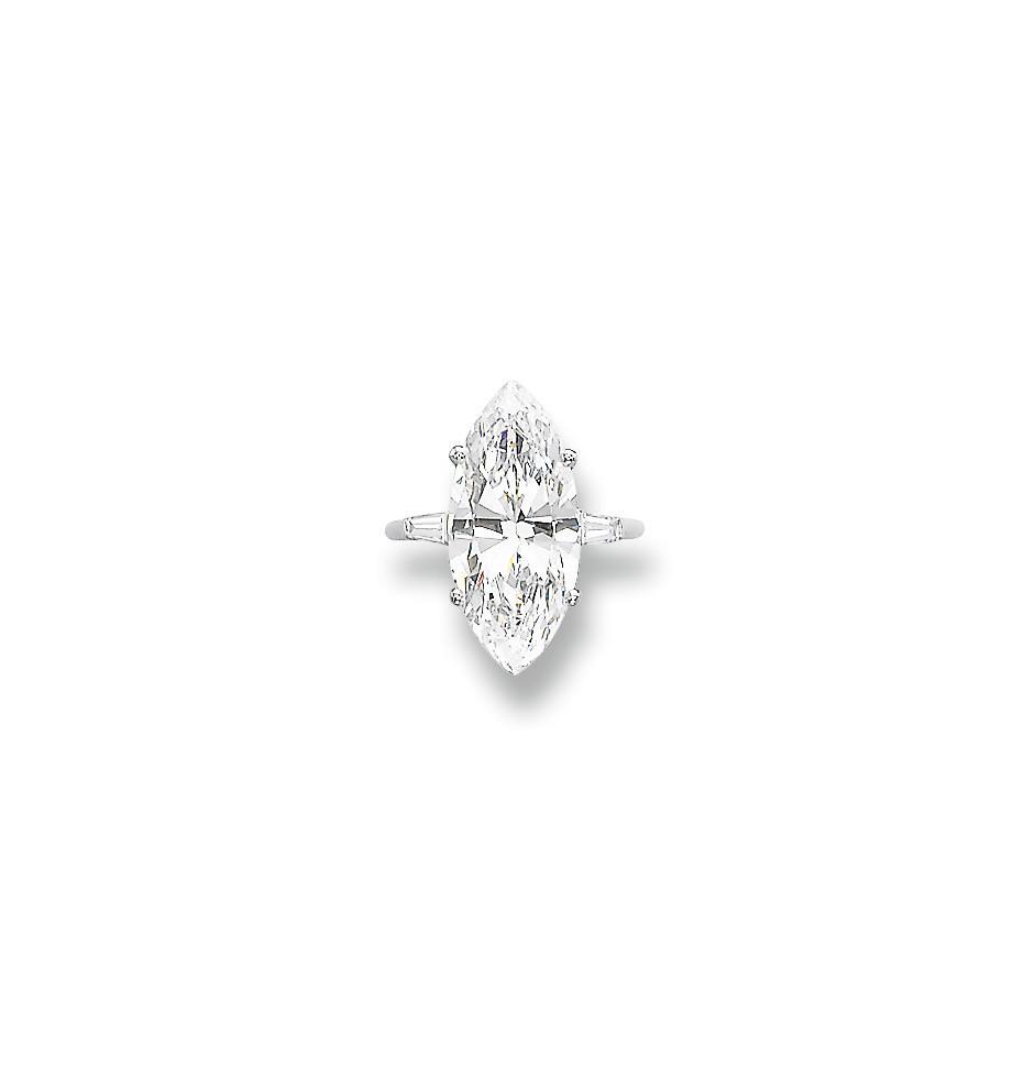 A DIAMOND RING, BY BOUCHERON