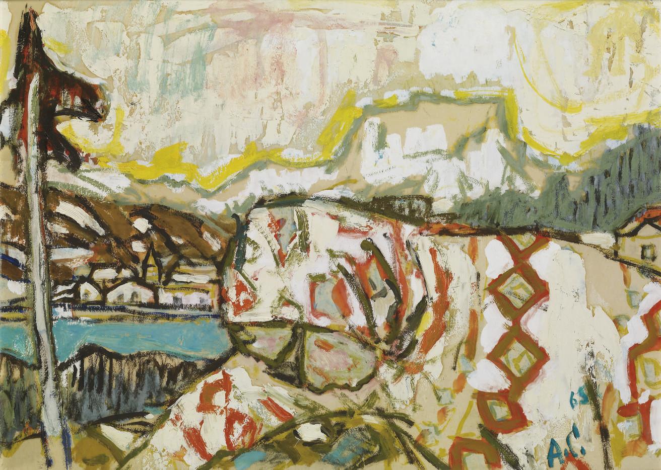 La Margna, 1965