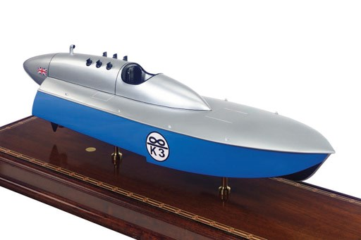 A static display model of Blue