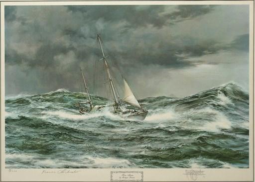 After Montague Dawson