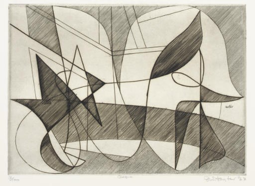 STANLEY WILLIAM HAYTER (1901-1