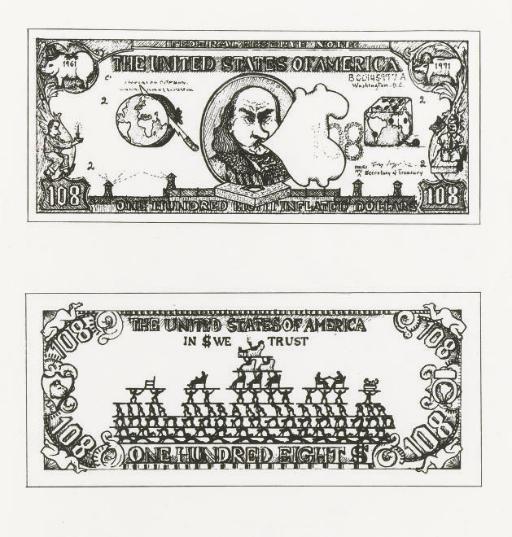 $108 Bill