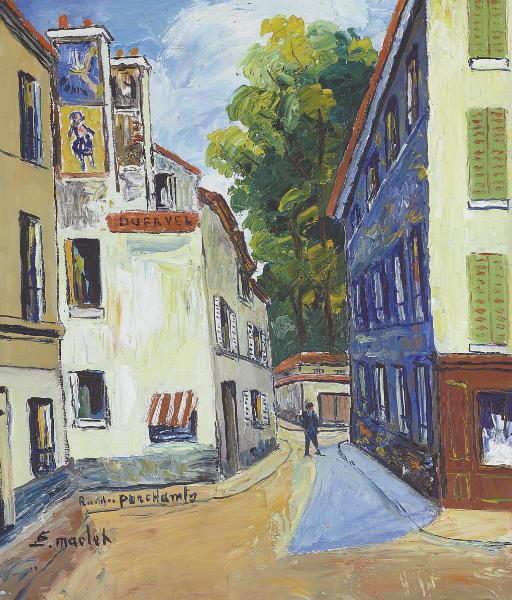 Rue des Perchamps