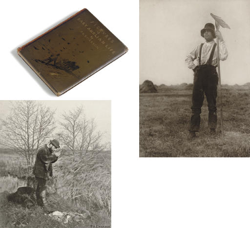 Selected images from Pictures of East Anglian Life, 1888