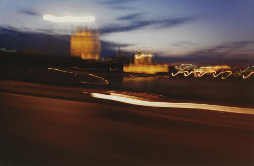 Lambeth Bridge, London, 1999