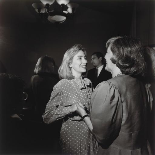 Hillary Clinton, Woman's Health Conference, Washington D.C., 1993