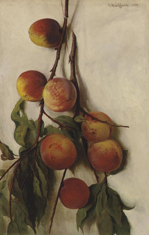 Peach Boughs