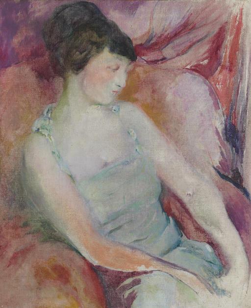 Portrait of Helen Fleck Seyffert