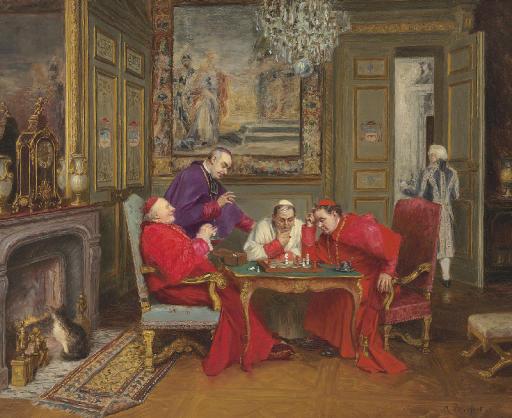 A Cardinal's Move