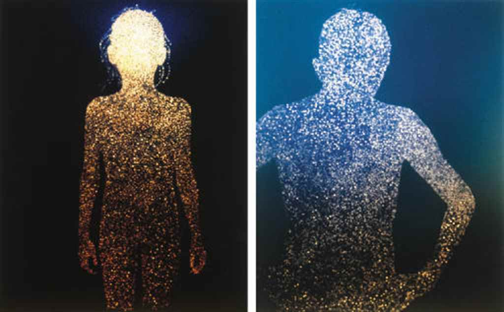 Untitled 82410796 and 35.453, from the Guest series, 2002