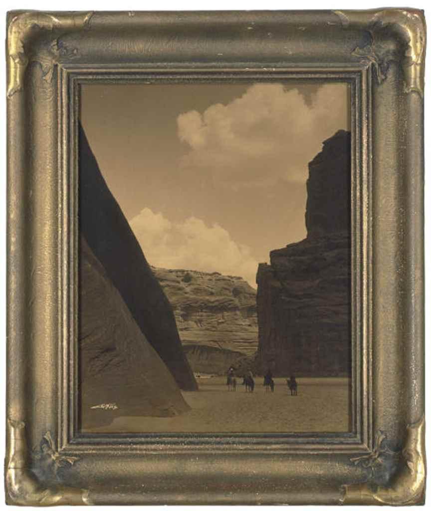 Cañon del Muerto, Navajo, c. 1900